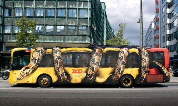 Constrictor pe autobuzul 6A