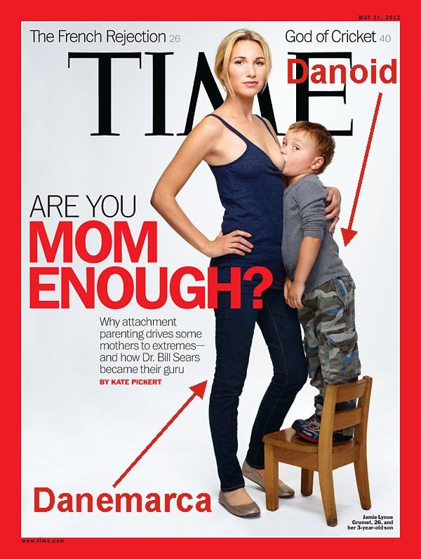 Danoidul şi statul baby-sitter