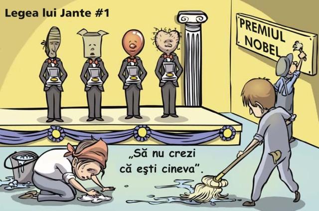 Janteloven #1